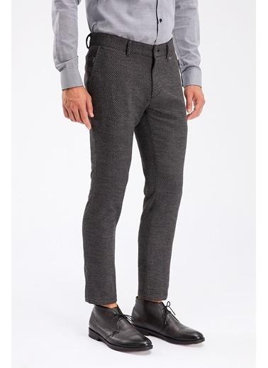 Slim Fit Pantolon-Avva